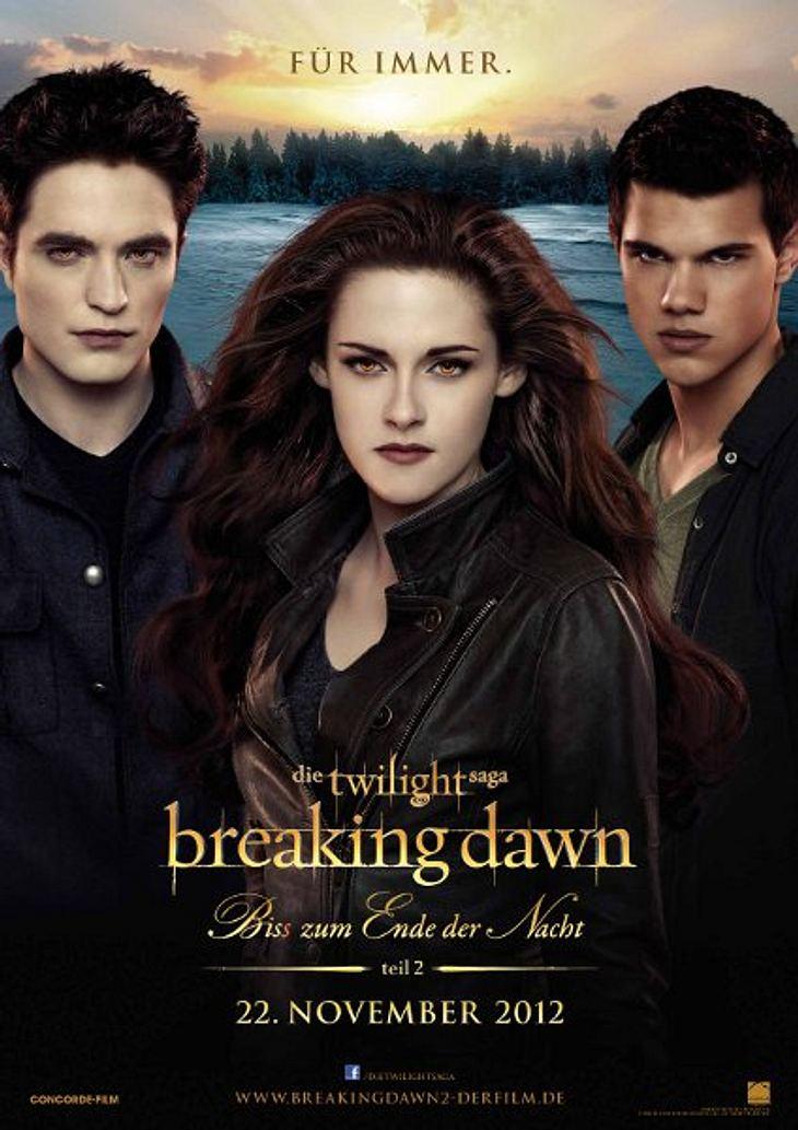 """Das schönste Foto gewinnt einen Twilight-Trip nach Seattle! """"Die Twilight Saga: Breaking Dawn - Biss zum Ende der Nacht (Teil 2)"""": Gewinne eine Reise nach Seattle!"""