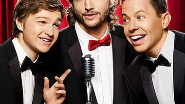 """Gagen in Millionenhöhe für die """"Two and a Half Men""""-Stars. - Foto: CBS / Matt Boyle"""