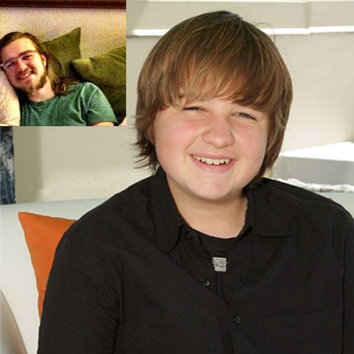 Two And A Half Men-Star Angus T. Jones: So sieht der kleine Jake jetzt aus!