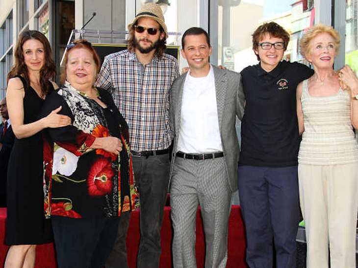 """Die neunte Staffel """"Two And A Half Men"""" ist in den USA erfolgreich gestartet."""