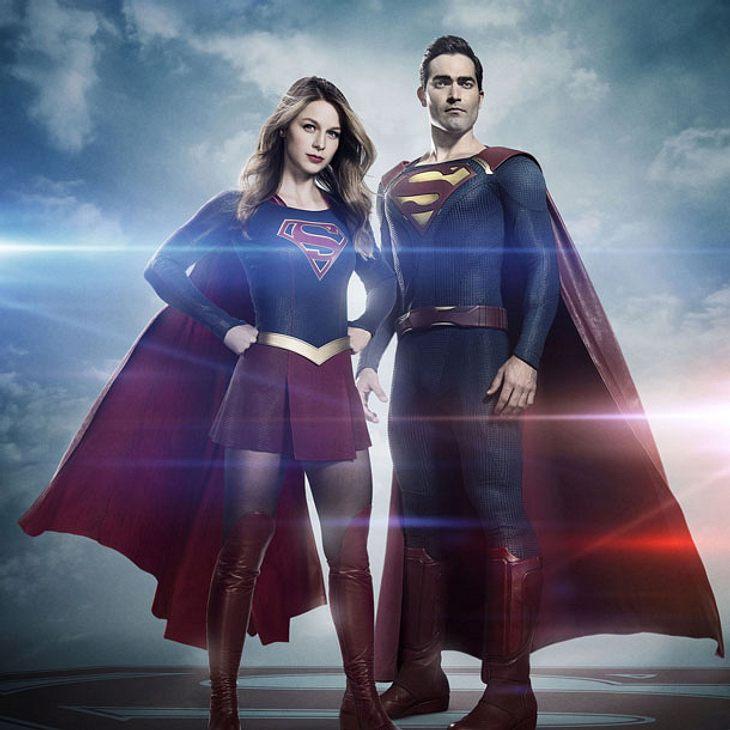 Tyler Hoechlin wird der neue Superman