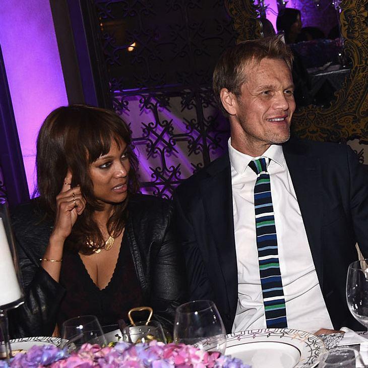 Tyra Banks: Trennung von Freund Erik Asla