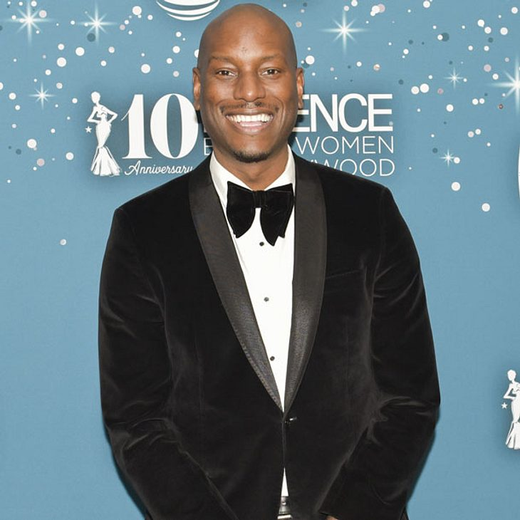 Tyrese Gibson hat geheiratet!