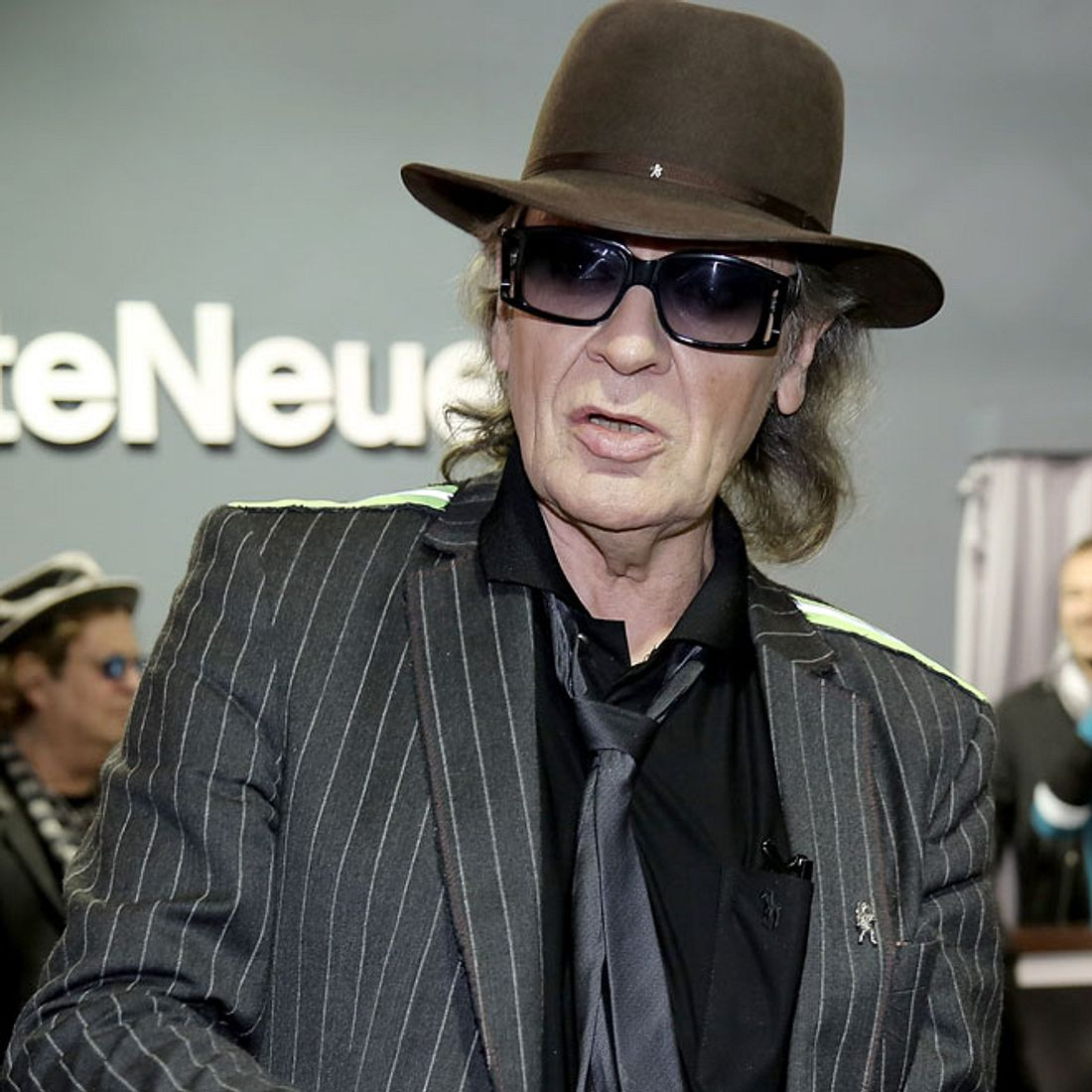 Udo Lindenberg: Offenes Baby-Outing!