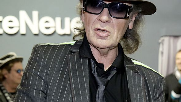 Udo Lindenberg: Offenes Baby-Outing! - Foto: Getty Images
