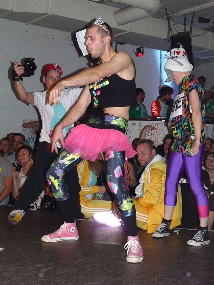 Ugly-Dance-Contest 2010Wollte sich jemand hier als Schreck-Prinzessin verkleiden?