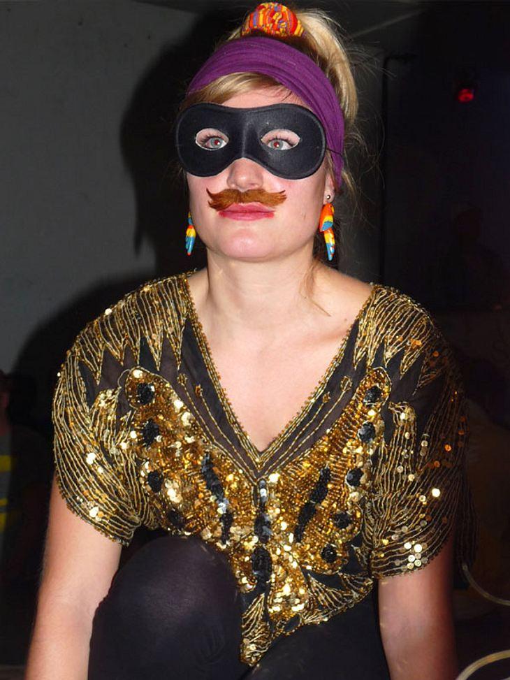 Ugly-Dance-Contest 2010Bart trifft auf Glitzer.