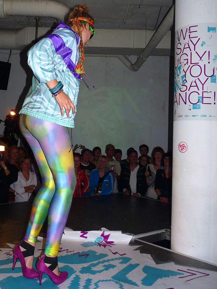 Ugly-Dance-Contest 201080er Jahre Leggins...