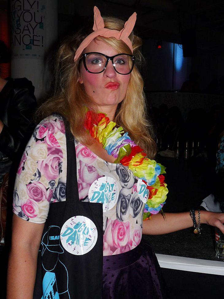 Ugly-Dance-Contest 2010Ein bunter Vogel.