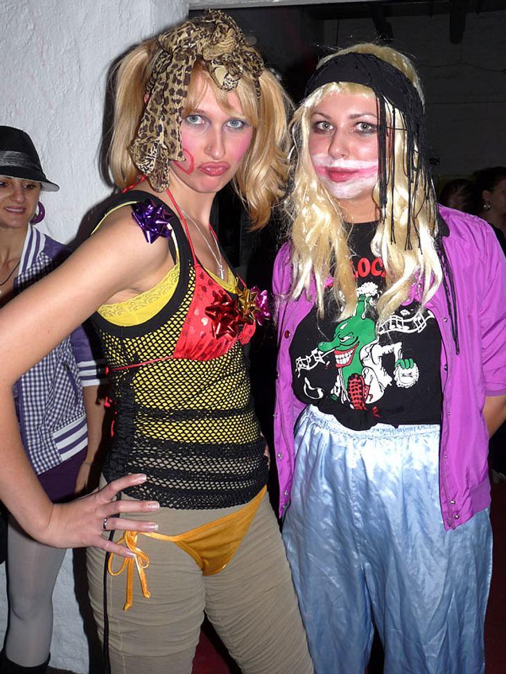 Ugly-Dance-Contest 2010Ein Muster- und Farbenmix der Eleganz und Schönheit verdeckte.