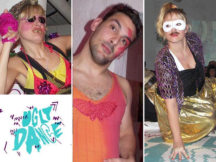 Ugly-Dance-Contest 2010Beim zweiten Hamburger Ugly Dance World Cup wurde hässliches Tanzen belohnt! Wir haben die schrägsten Outfits zusammengestellt!