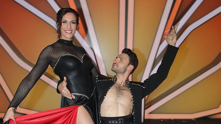 """Für den """"Let's Dance""""-Sieg reichte es bei Ulrike Frank leider nicht"""