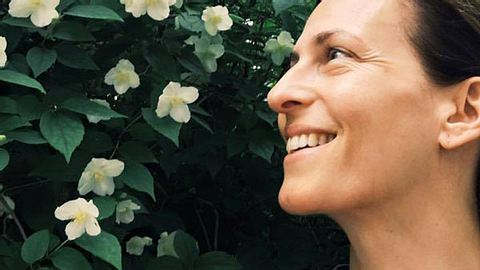 Ulrike Frank GZSZ Katrin ungeschminkt - Foto: Facebook