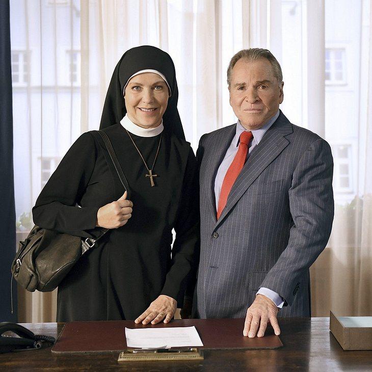 """""""Um Himmels Willen"""": ARD nimmt die beliebte Nonnen-Weekly aus dem Programm!"""