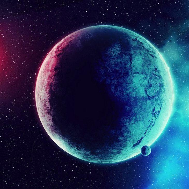 Neue Erde nimmt Kurs auf uns - darauf könnten Aliens leben!