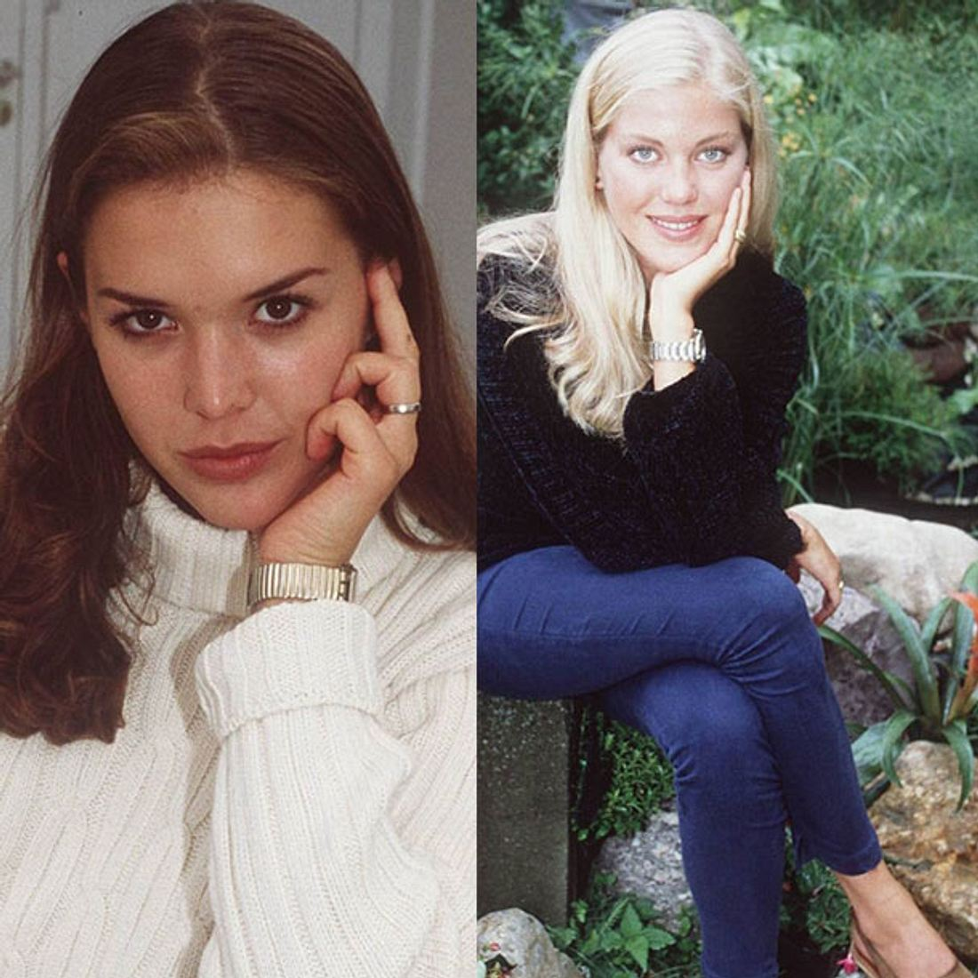 Unter uns: Was wurde eigentlich aus Tatiani Katrantzi & Cecilia Kunz?