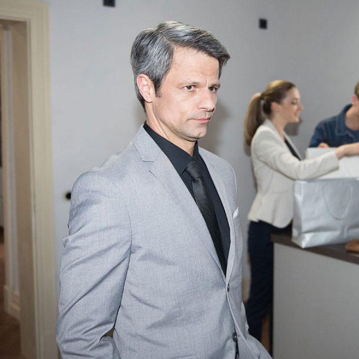 """""""Unter uns"""": Schauspieler Jens Hajek wird neuer Hauptdarsteller"""