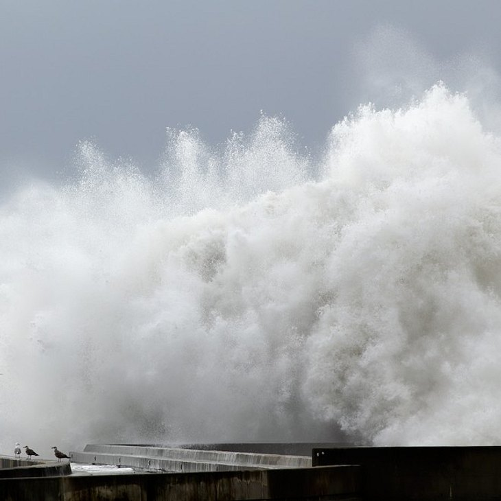Mega-Erdbeben in Mexiko: Tsunami-Warnung!