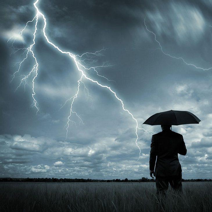 Unwetterwarnung: Es drohen schwere Gewitter!