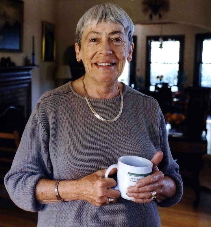 Ursula K. Le Guin ist tot