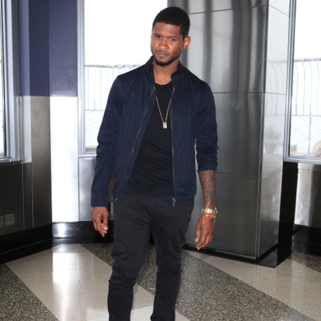 Usher fürchtet seine Ex