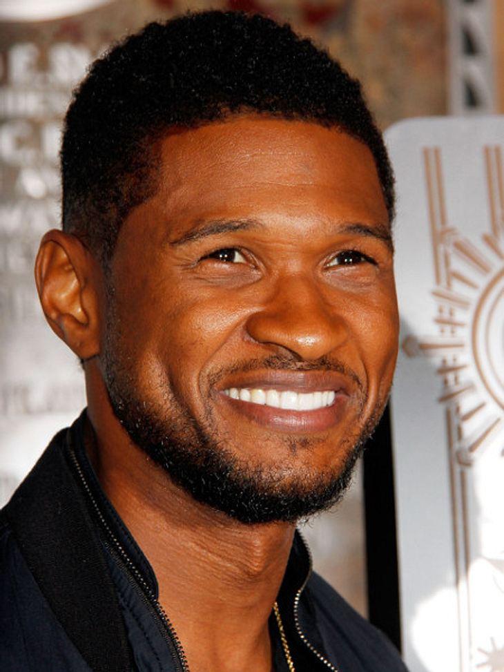 Usher behält das Sorgerecht für seine Söhne.