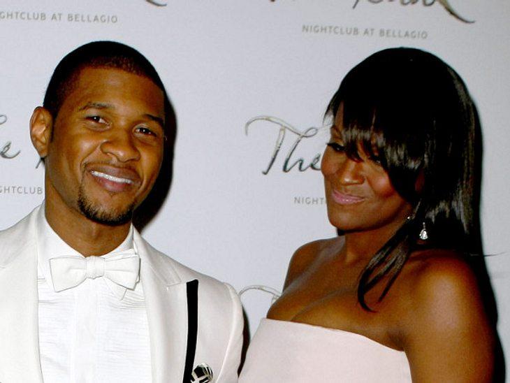 Usher und seine Ex-Frau Tameka Foster streiten sich nun wieder um das Sorgerecht der Kinder