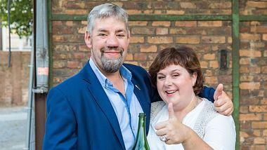 Uwe und Iris Abel - Foto: MG RTL D / Bernd-Michael Maurer