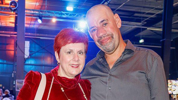 Iris und Uwe Abel - Foto: Getty Images