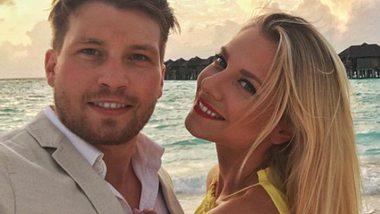 Valentina Pahde wird für Raul Richter zum Baywatch-Girl - Foto: Instagram/ raulrichter