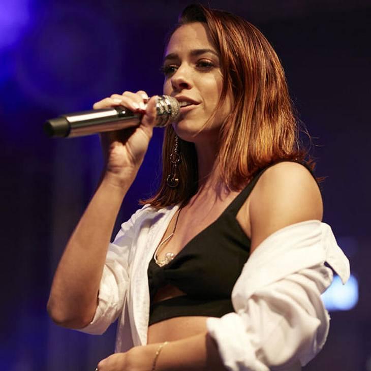 Comeback nach Unfall: Bombendrohung überschattet Vanessa-Mai-Konzert in Düren