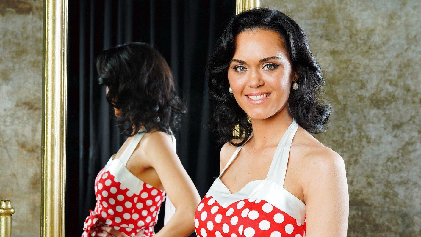 Vanessa Neigert ist Kandidatin bei Let's Dance