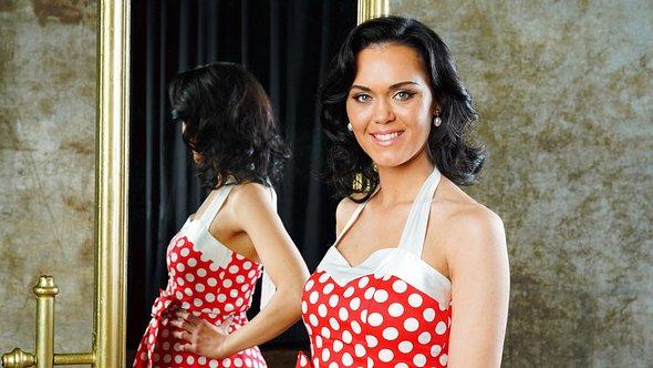 Vanessa Neigert ist Kandidatin bei Lets Dance - Foto: TVNOW / Stefan Gregorowius