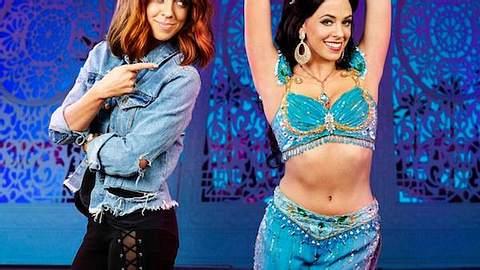 Kindheitstraum: Vanessa Mai wird zur Aladdin-Prinzessin - Foto: Facebook / Vanessa Mai