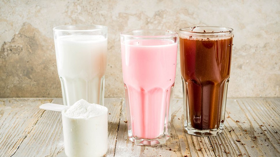 Veganes Proteinpulver Test: Die besten Produkte - Foto: iStock/Rimma_Bondarenko