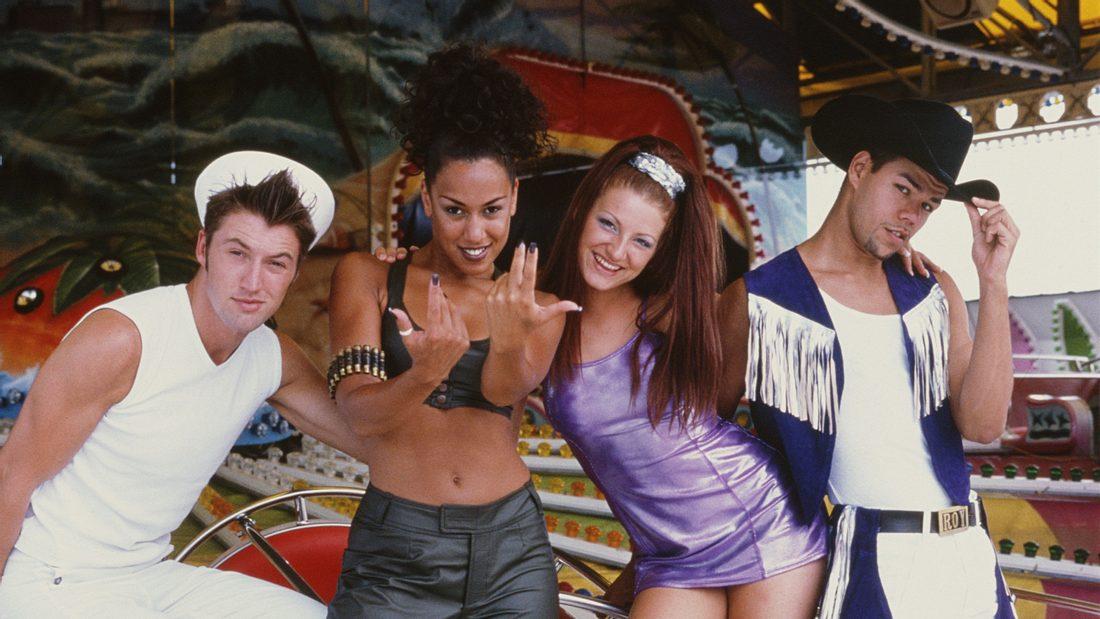 Die Vengaboys stürmen 1998 die Charts mit Boom Boom Boom