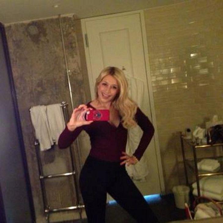 Verena Kerth mit neuem Haar