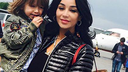 Verona Pooth: Drama um ihren Sohn - Foto: facebook