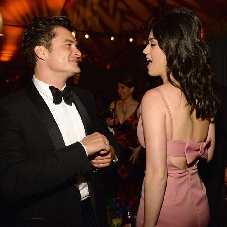 Hat Veronica Ferres Katy Perry und Orlando Bloom verkuppelt?