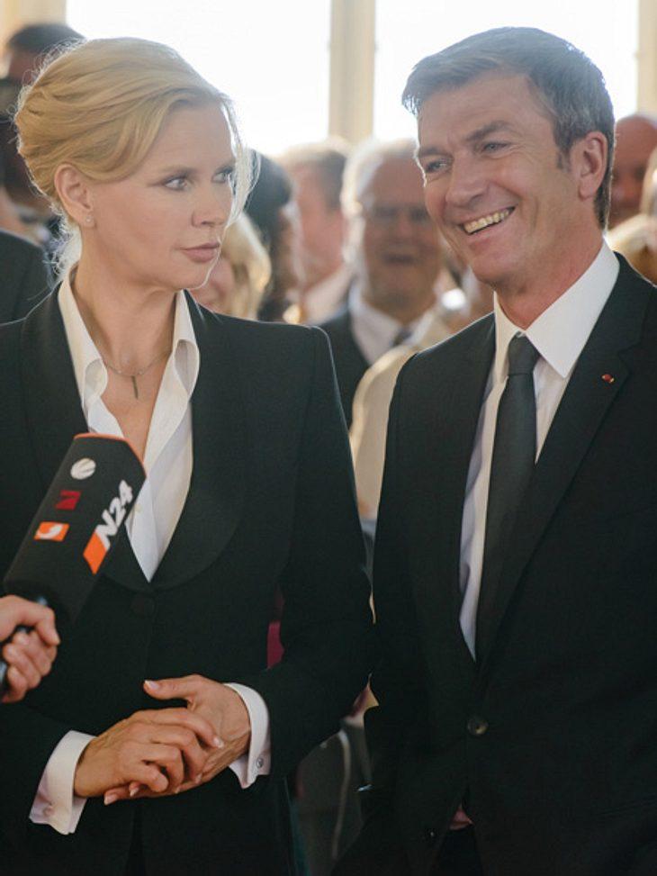 Jetzt die Kanzlerin - welche krasse Rolle soll da noch kommen für Veronica Ferres?