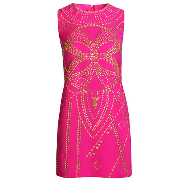 """Versace for H&M: die gesamte Kollektion,Seidenkleid, um 180 Euro.Hier geht es zur gesamten Kollektion """"Versace für H&M"""""""