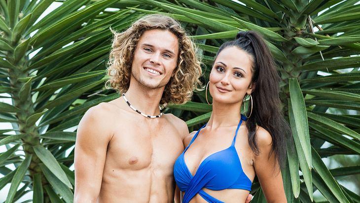 Victor und Tracy aus Love Island