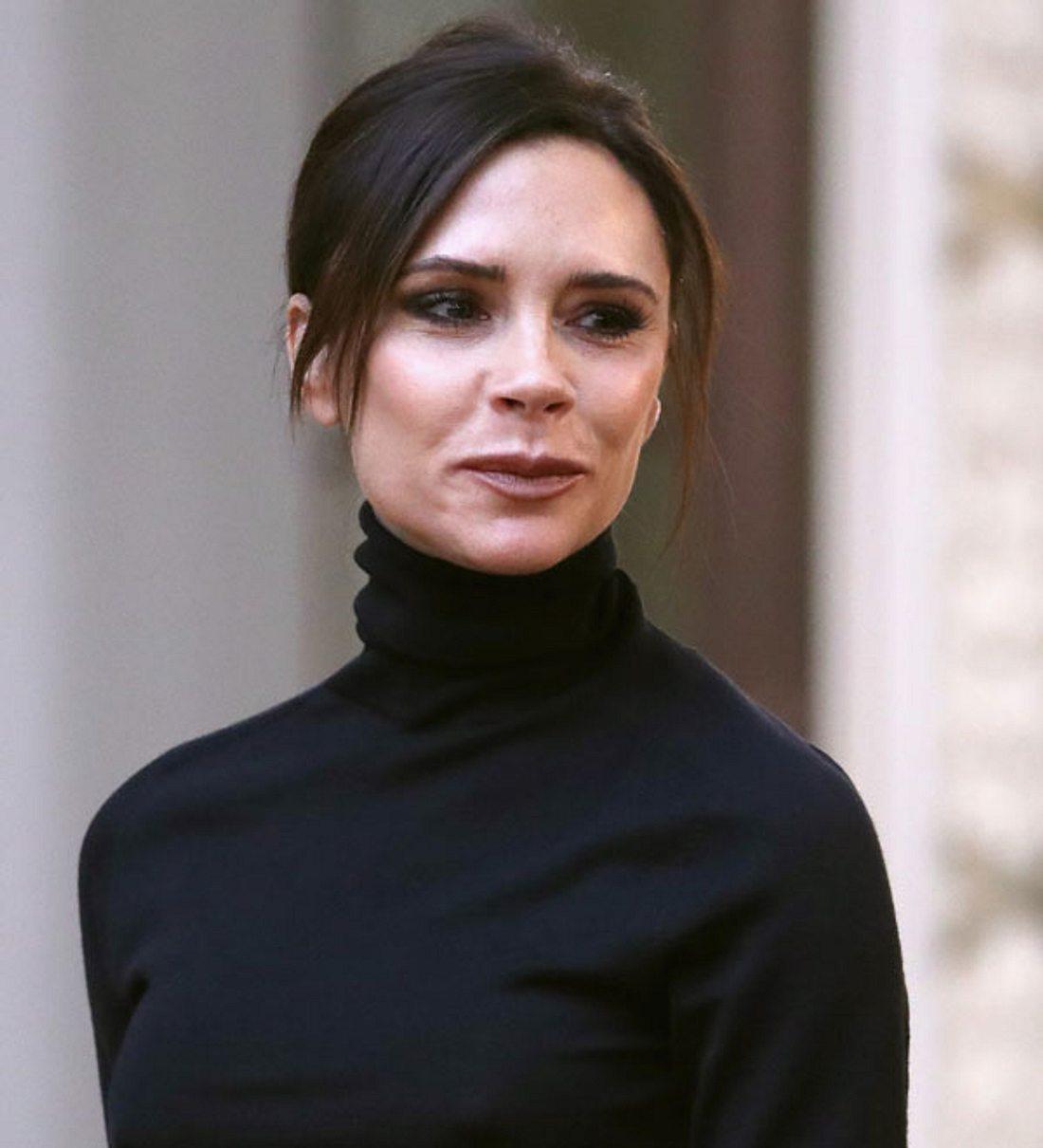 Victoria Beckham: Foto aufgetaucht! Liebes Geständnis an einen anderen