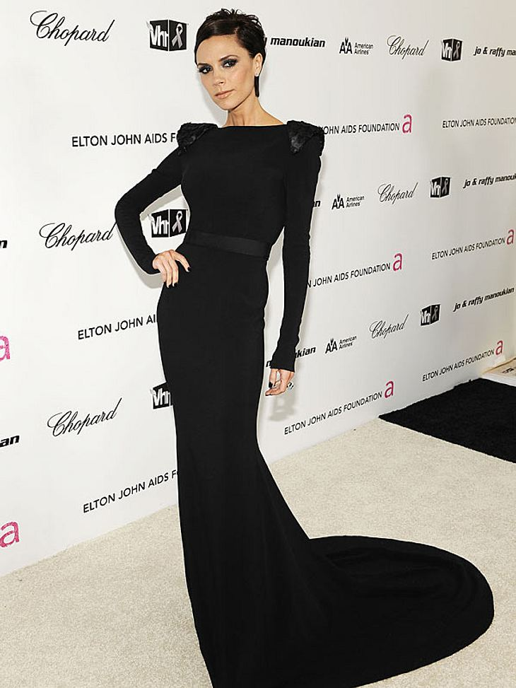 Diätplan: So schlank möchte Victoria Beckham wieder sein