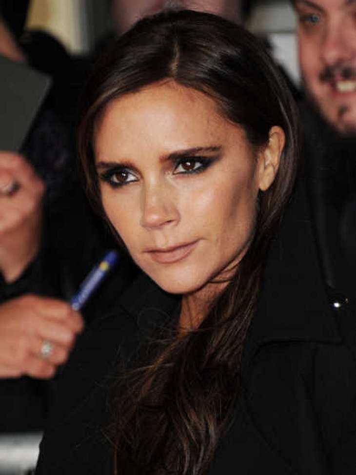 Designerin Victoria Beckham wird zum 40. reich beschenkt