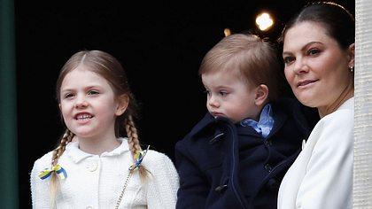 Victoria von Schweden: Große Sorge! Wie krank ist ihr Sohn Oscar? - Foto: Getty Images