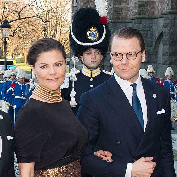 Victoria von Schweden ist wütend auf Daniel