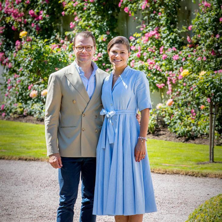 König Carl Gustaf liefert sich Machtkämpfe mit Daniel von Schweden