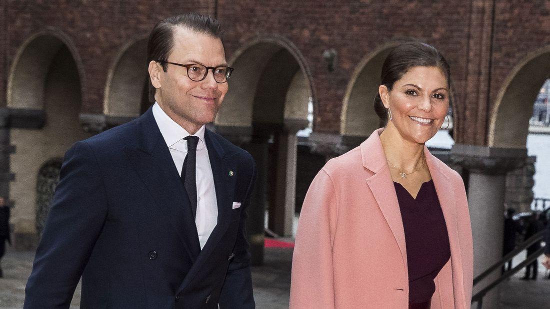Victoria und Daniel von Schweden gönnten sich einen Liebes-Ausflug