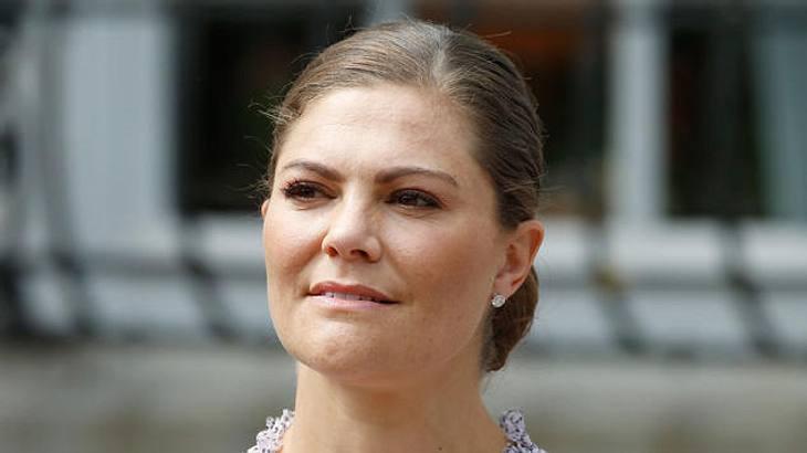 Victoria von Schweden machte eine schlimme Entdeckung